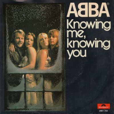 ABBA - Knowing Me, Knowing You (45cat.com