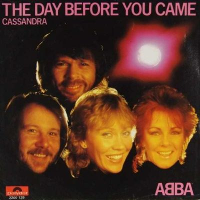 ABBA - The Day Before You Came (everysinglevinylrecord.com)