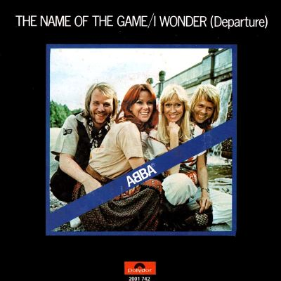 ABBA - The Name Of The Game (45cat.com)