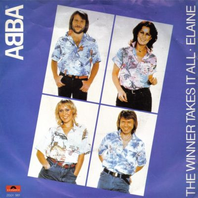 ABBA - The Winner Takes It All (45cat.com)