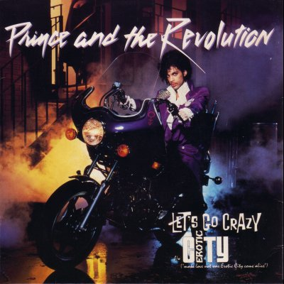 Prince & The Revolution - Let's Go Crazy (12inch) (wikipedia.org)