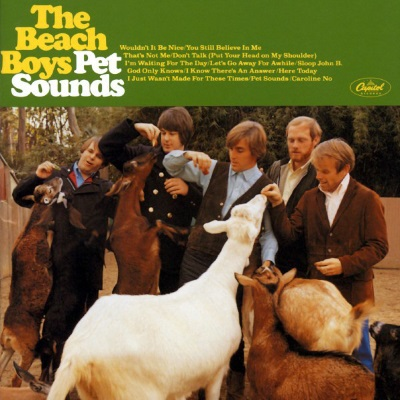 The Beach Boys - Pet Sounds (discogs.com)