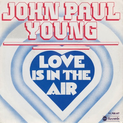 John Paul Young - Love Is In The Air (single) (45cat.com)