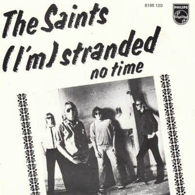 Saints - (I'm) Stranded (single) (45cat.com)