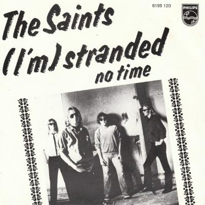 Saints - (I'm) Stranded (single) (45cat.com)