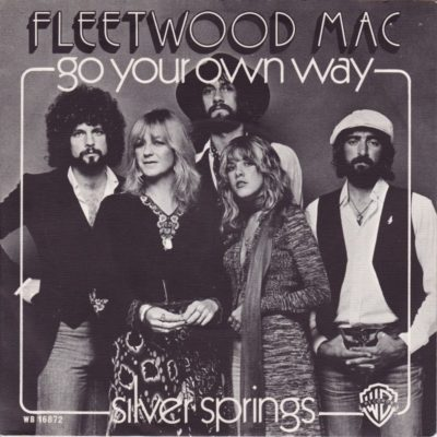 Fleetwood Mac - Go Your Own Way (45cat.com)