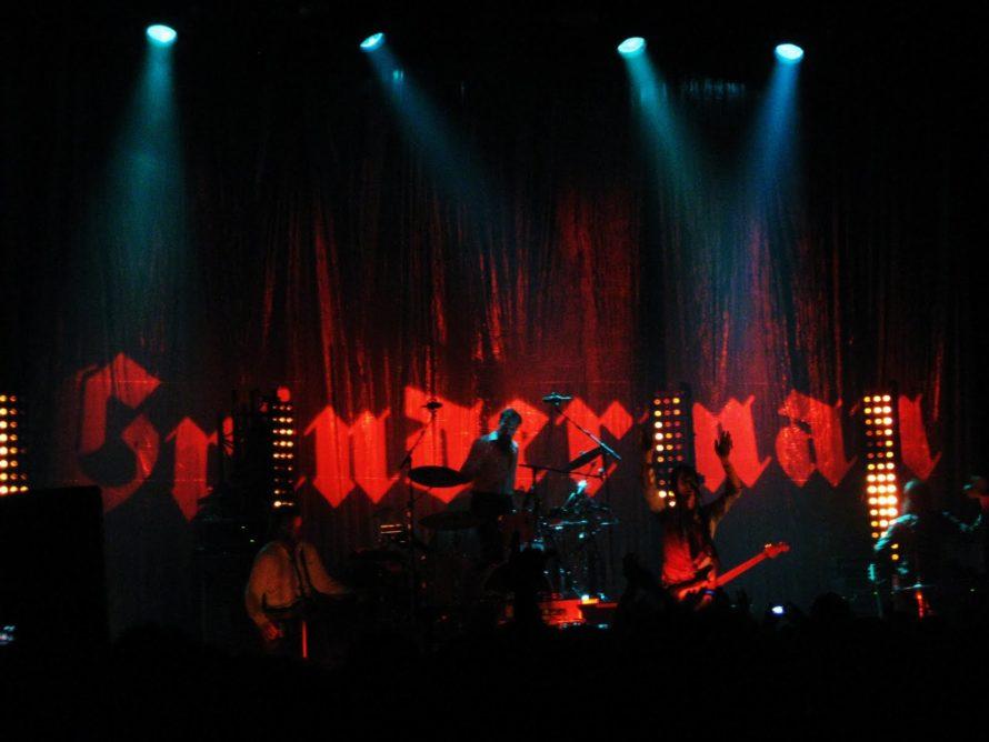 Grinderman live (outlawtorninchains.blogspot.com)