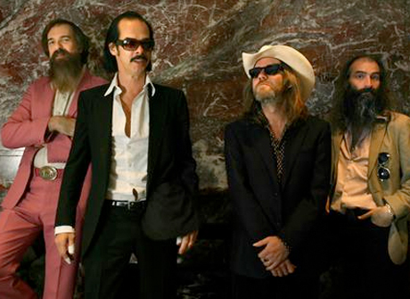 Grinderman (exclaim.ca)
