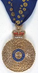 Officer Of The Order Of Australia medal (dpmc.gov.au)