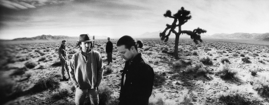 U2 - The Joshua Tree fotosessie (u2frases.blogspot.com)