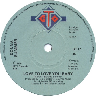 Donna Summer - Love To Love You Baby (45cat.com)