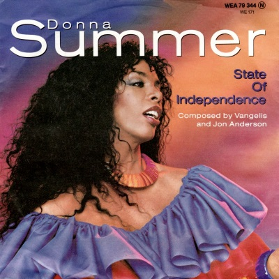 Donna Summer - State Of Independence (45cat.com)