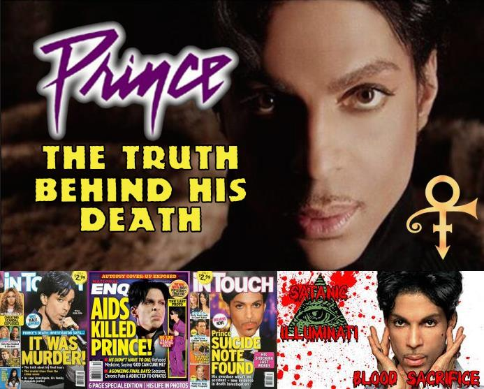 Prince - Death conspiracies, plots and cover-ups (gossipcop.com/youtube.com/apoplife.nl)