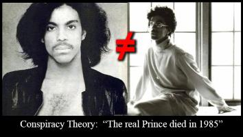 Prince = Victor (shanespeal.com)