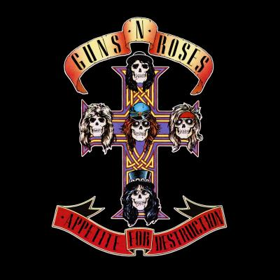 Guns N' Roses - Appetite For Destruction (last.fm)