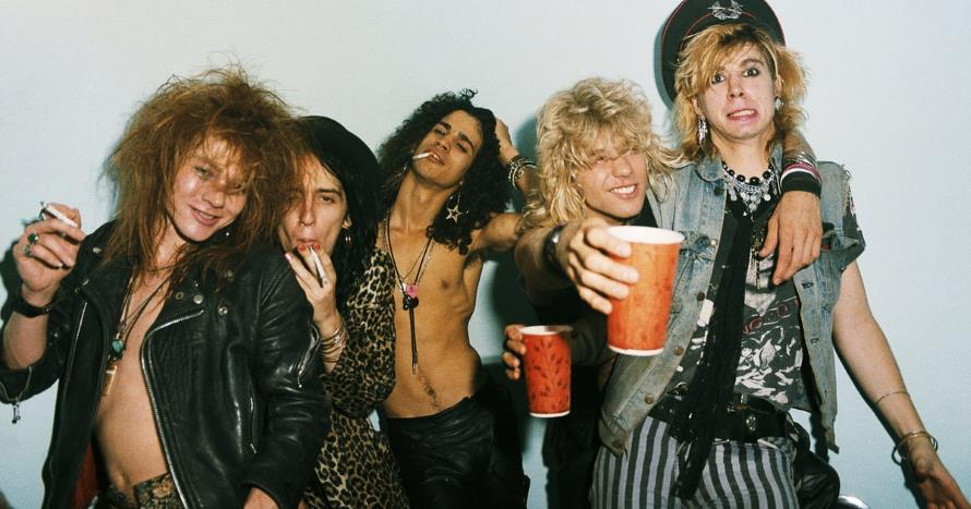 Guns N Roses - The most dangerous band in the world (rollingstone.com)