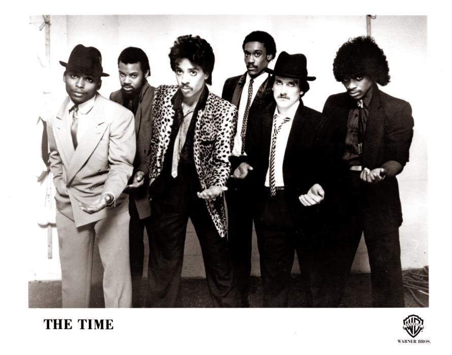 The Time - Promo (dystopiandanceparty.com)