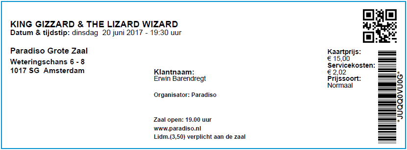 King Gizzard & The Lizard Wizard 20-06-2017 (apoplife.nl)