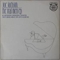 Joe Jackson - The Real Men EP (45worlds.com)