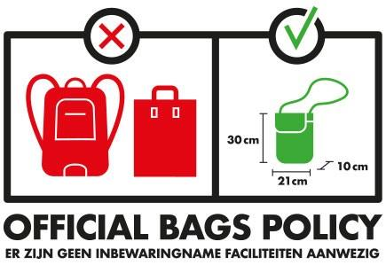 North Sea Jazz festival Bags Policy 07/08/09-07-2017 (apoplife.nl)