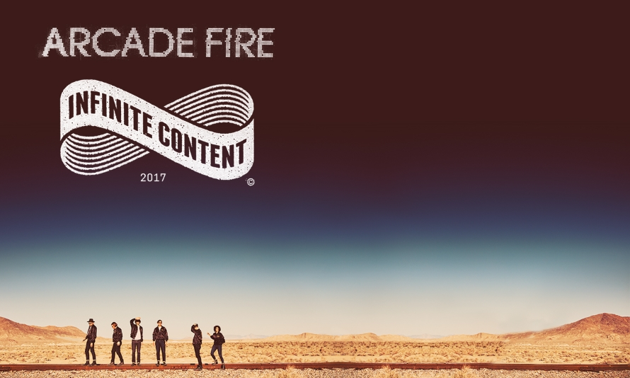 Arcade Fire - Infinite Content 2017 (livenation.com)
