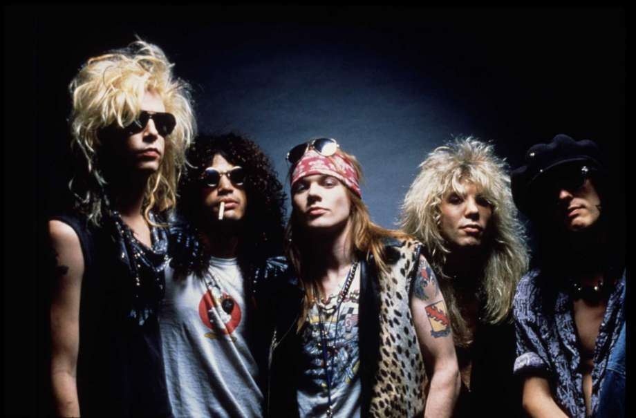 Guns N' Roses (chron.com)