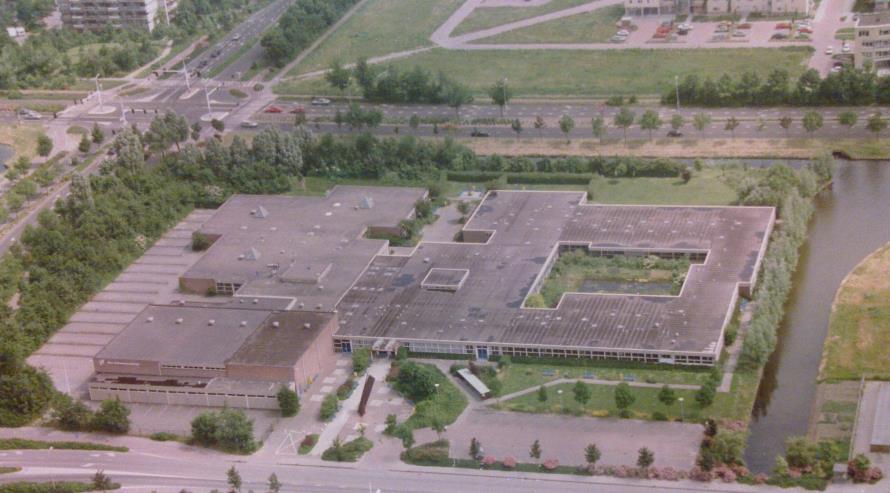 Han Fortmann College Heerhugowaard (mapio.net)