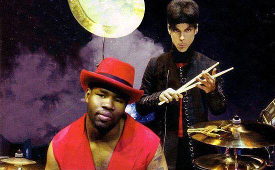 John Blackwell & Prince (drummerworld.com)