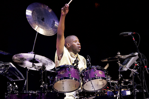 John Blackwell drummer (eurweb.com)