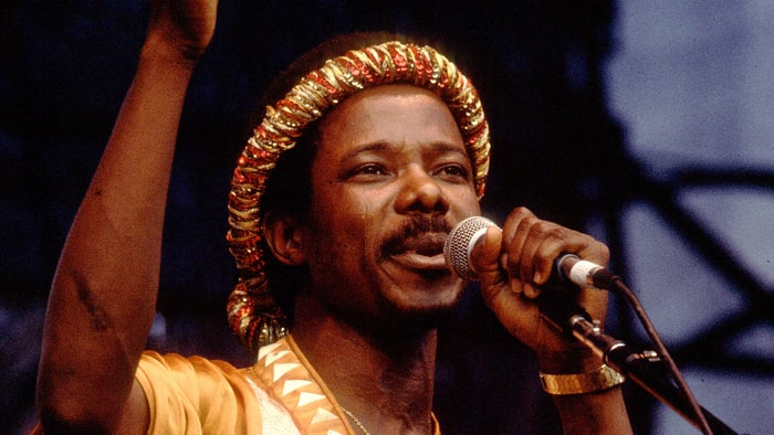 King Sunny Adé - Live 1983 (rollingstone.com)