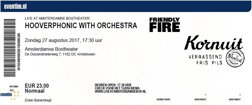Hooverphonic, 08/27/2017 (apoplife.nl)