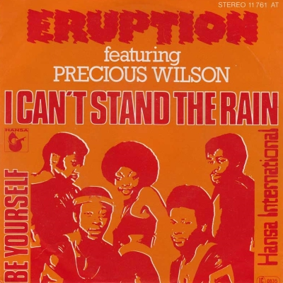 Eruption - I Can't Stand The Rain (45cat.com)