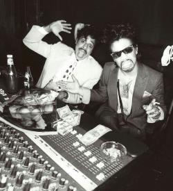 Jamie Starr (Prince) & Morris Day (pinterest.com)
