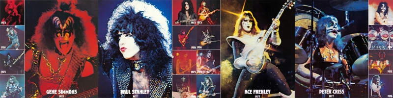 Kiss - Alive II - The Evolution Of Kiss (kissmonster.com)