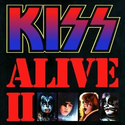 Kiss - Alive II (paulstanley.com)
