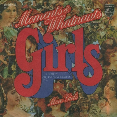 Moments & Whatnauts - Girls (45cat.com)