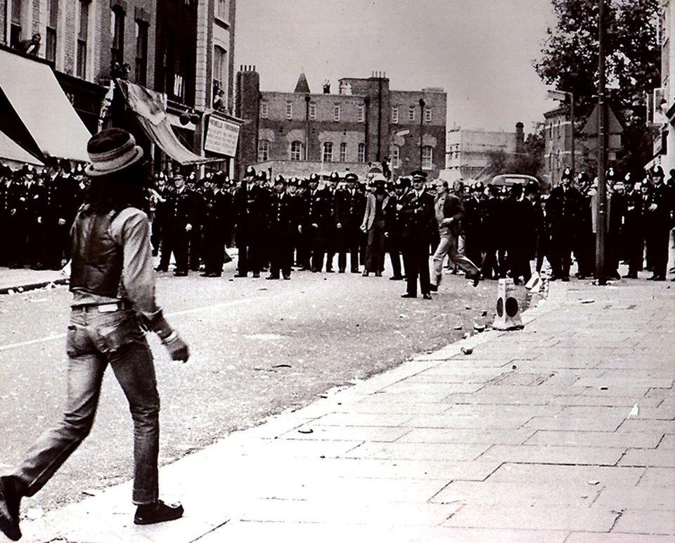 Notting Hill Carnival 1976 (twitter.com/punkandstuff)