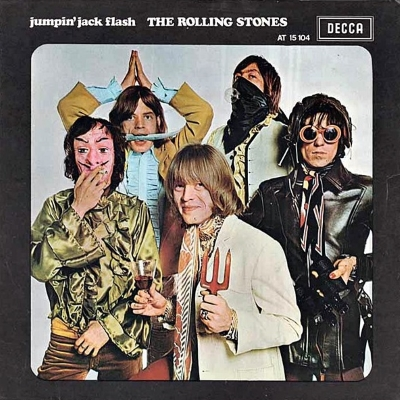 The Rolling Stones - Jumpin' Jack Flash (dutchcharts.nl)