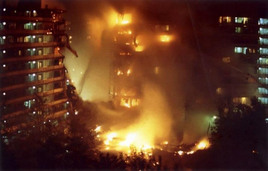 Bijlmer disaster 10/04/1992 (bijlmermuseum.com)