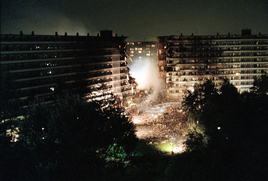 Bijlmer disaster 10/04/1992 (rizoomes.nl)
