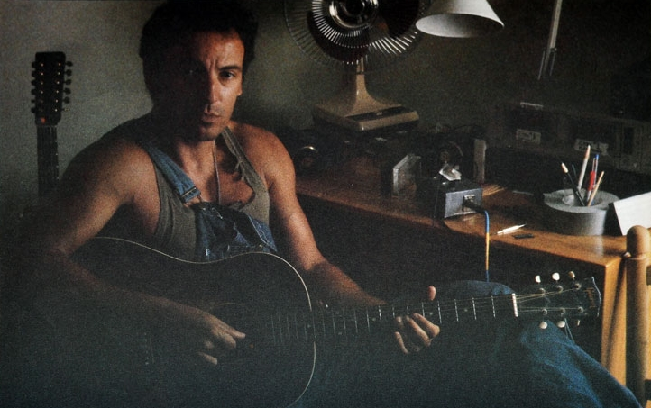 Bruce Springsteen - Tunnel Of Love - Binnenhoes (vinyliciously.com)