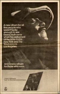 Donny Hathaway - Live - Advertentie (donnyhathaway.blogspot.com)