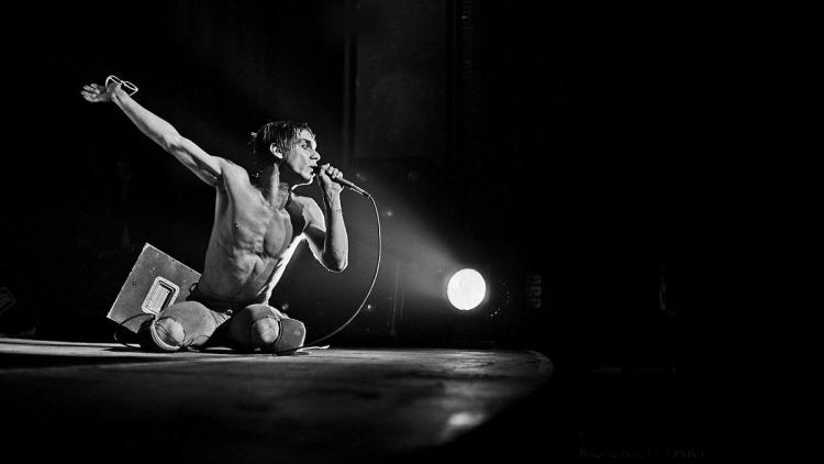 Iggy Pop - Live London 1977 (rocktrain.net)