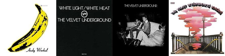 Lou Reed - Velvet Underground albums (wikipedia.org)