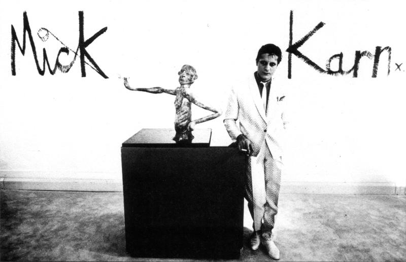 Mick Karn - Exhibition (japansylvian.com)