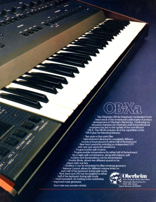 Oberheim OB-Xa (analogsynthmuseum.free.fr)