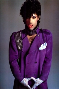 Prince door Richard Avedon (Richard Avedon)