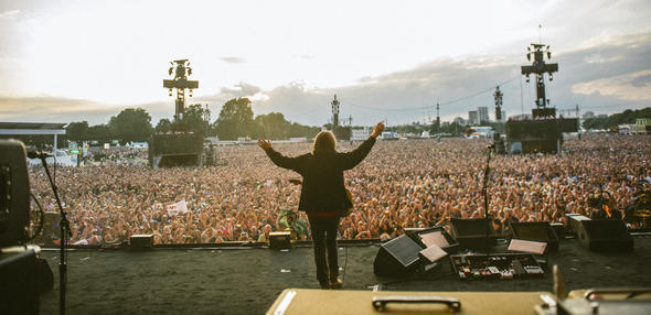 Tom Petty - Live In Londen 2017 (tompetty.com)