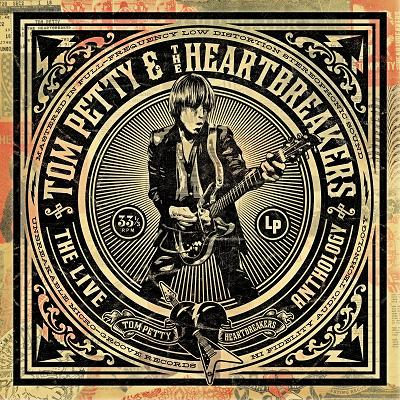 Tom Petty & The Heartbreakers - The Live Anthology (tompetty.com)