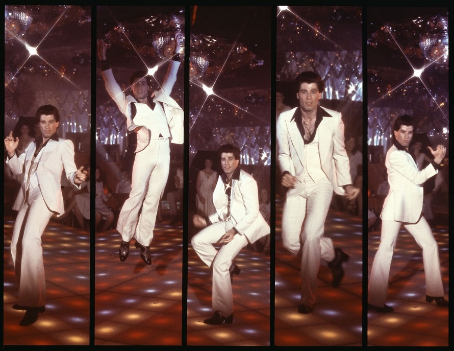 Saturday Night Fever - Album gatefold (medium.com)